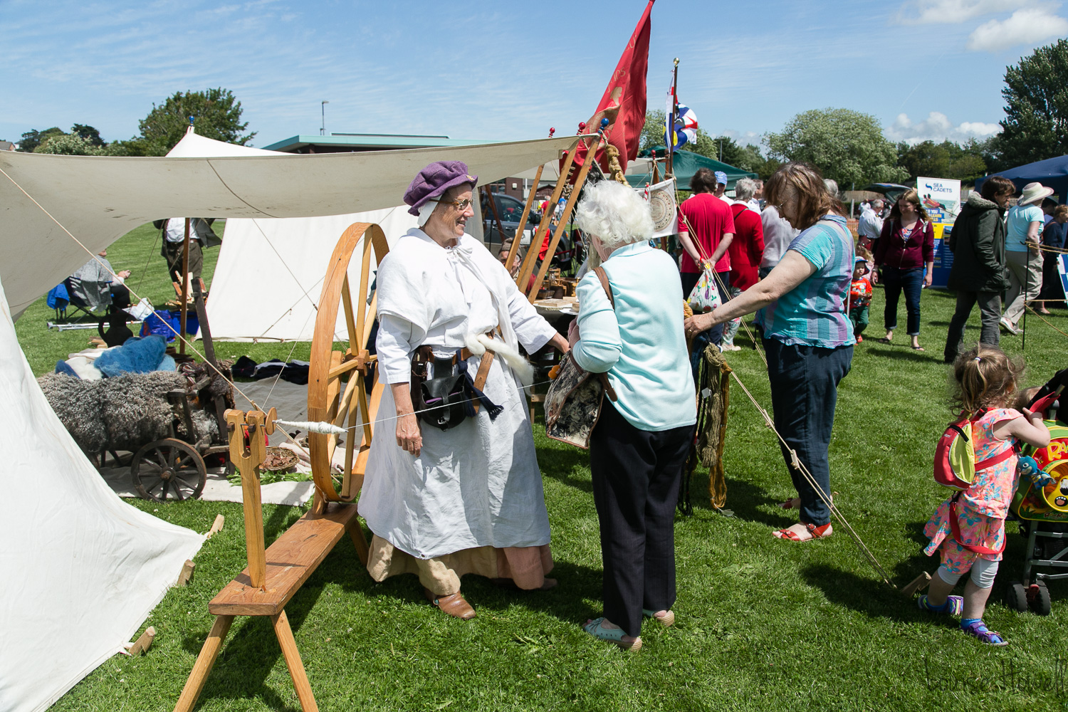 BidefordHeritageDay2015-9